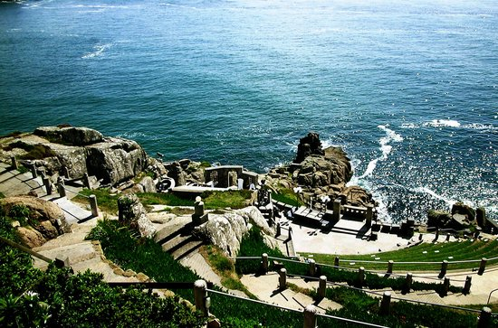 Penzance, UK: Classic Minack