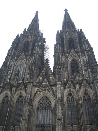 Cologne, Jerman: Cathedral