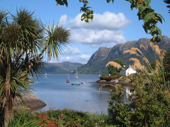 Tourism G319815 Plockton Ross and Cromarty Scottish Highlands Scotland Vacations on pet friendly house plans