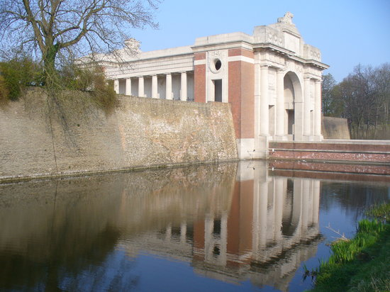 Ypres, Blgica: Menin Gate