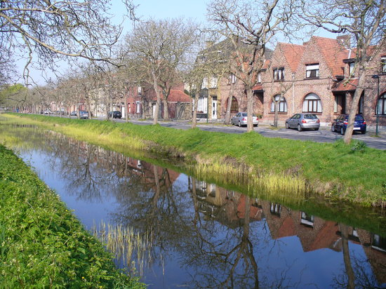 alojamientos bed and breakfasts en Ypres