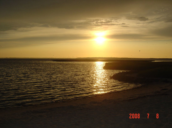 Ocean City, MD: Sunset from Macky's