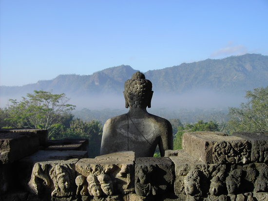 Magelang, Indonesia: Borobudur Temple