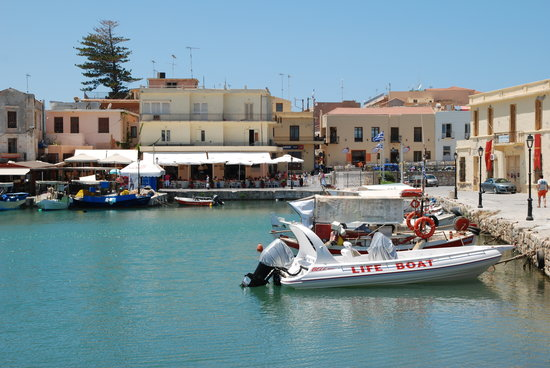 Réthymnon, Grèce : Beautiful Harbour