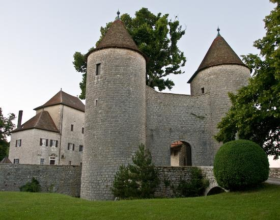 Photo of Chateau Andelot St.-Amour