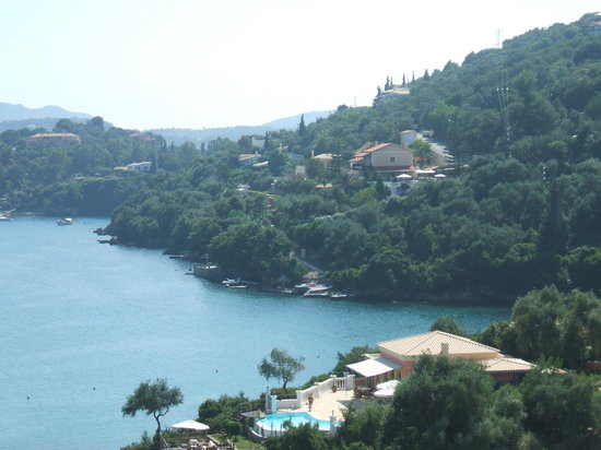 Ionian Islands, Greece: Kommeno Bay, Corfu