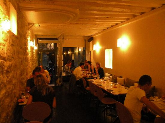 Restaurant picture of monjul paris tripadvisor for Restaurant miroir paris 18