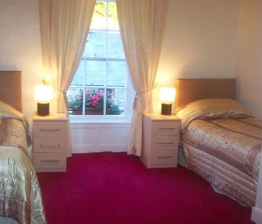 Machynlleth, UK: Twin Room