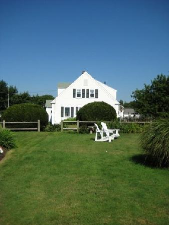 Inn at Lewis Bay: View of the neighbor's house