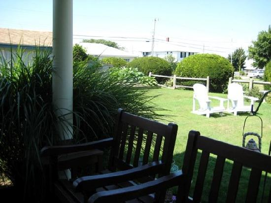 Inn at Lewis Bay: View from the porch
