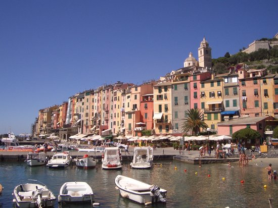 Porto Venere, Italy: Beautiful Portovenere