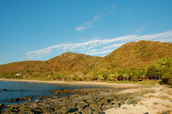 Troncones Bay from the Point