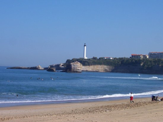 Hoteles en Biarritz