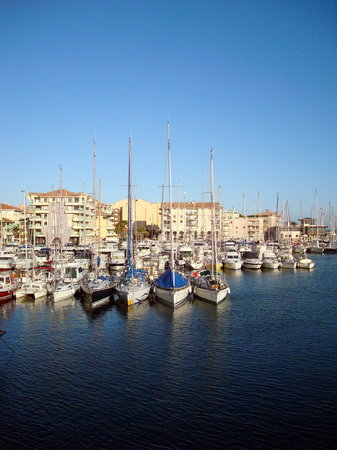 Frejus, France: Vu de Port-Fréjus