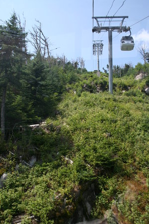 Wilmington, NY: cable car,whiteface