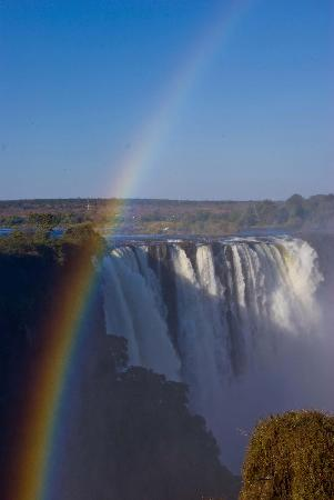 Matetsi Private Game Reserve: Victoria Falls