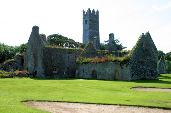 Adare, Ireland: Friary