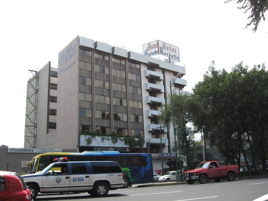 Photo of Hotel Marbella Mexico City