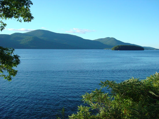 The Sagamore: what a lake