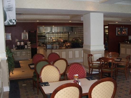 Hilton Garden Inn Albany: Their Little Eatery