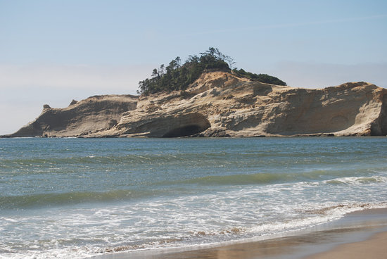 Cape Kiwanda in Pacific City