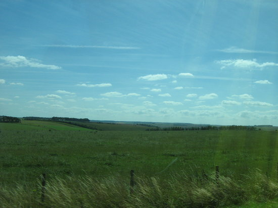 Amesbury, UK: In the middle of nowhere