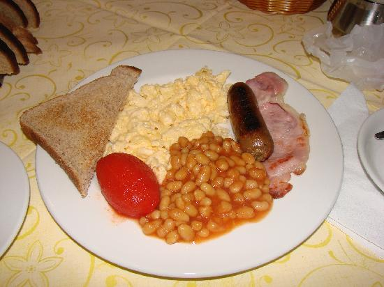 English breakfast - Picture of Regency Hotel - Nottingham Place ...