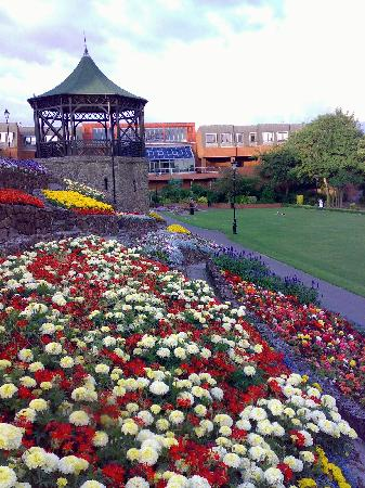 Tamworth, UK: Castle Grounds