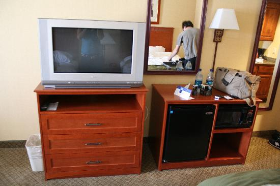 Holiday Inn Express Hotel & Suites Washington: TV