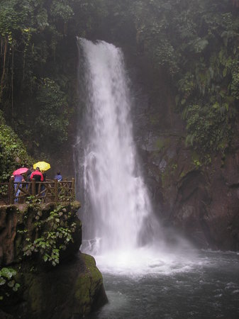 Province of San Jose, Kosta Rika: Catarata