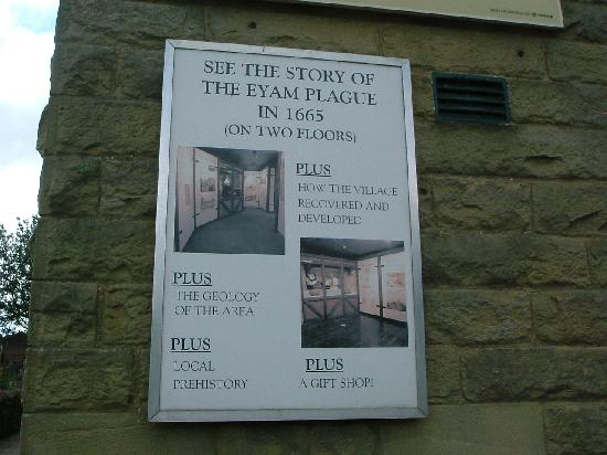 Hope Valley, UK: The Plague Museum