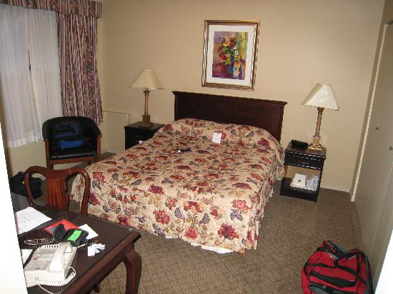 BEST WESTERN Bakerview Inn: Room