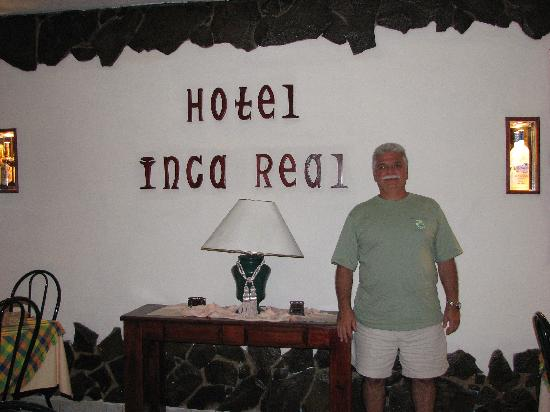 Hotel Inca Real: The breakfast area