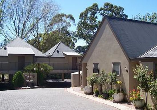 Hahndorf accommodation