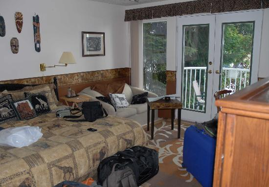 Whitehouse on Long Lake Bed and Breakfast: Suite Safari
