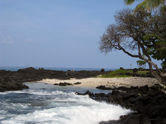 "‪كايلو كونا, هاواي: ""The Point"" of the Lagoon @ P.H. - Kona, HI‬"
