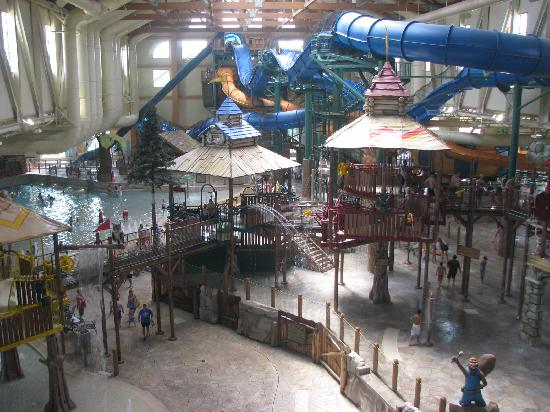 water park picture of great wolf lodge scotrun. Black Bedroom Furniture Sets. Home Design Ideas