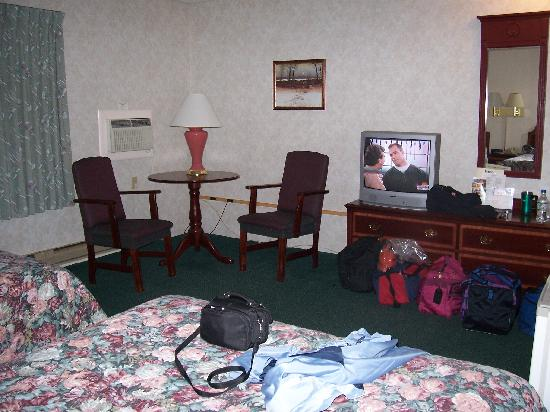 Econo Lodge: Lots of space for relaxing