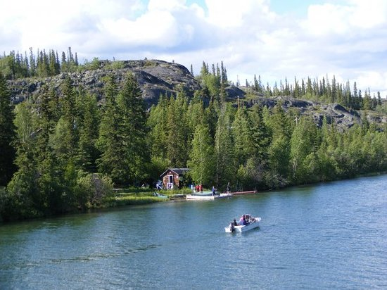 Yellowknife River