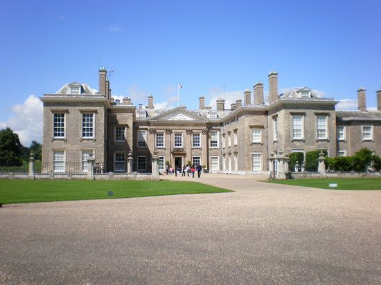 Northamptonshire, UK: The Manor home