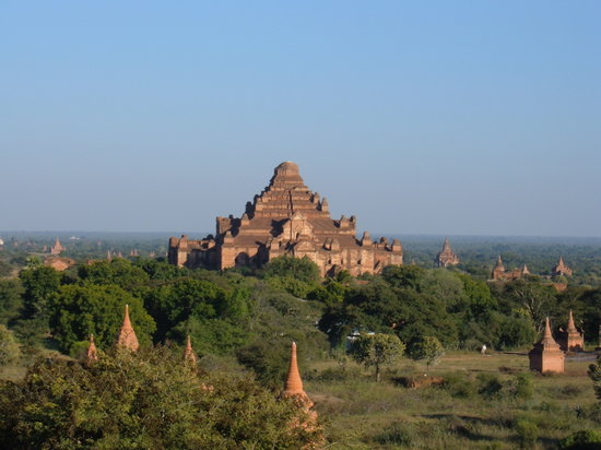 Bagan, Myanmar: Dhammayangyi Pahto