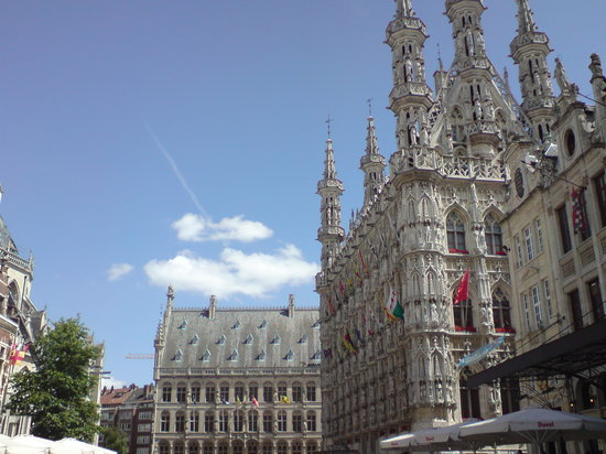 Leuven attractions