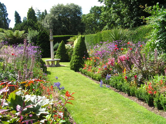 New Forest National Park, UK: Walled Garden
