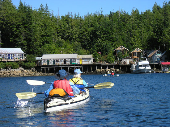 Photo of God's Pocket Resort Port Hardy