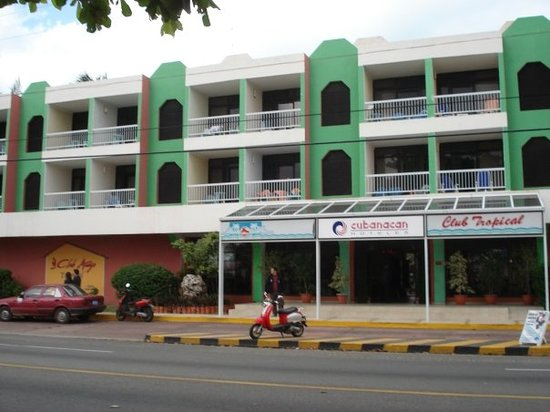 varadero hotel club tropical: