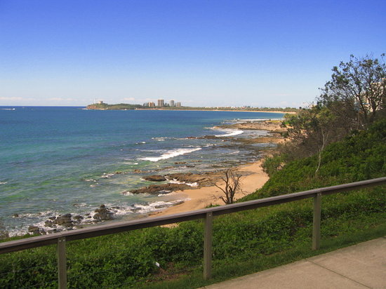 Bed and Breakfasts i Mooloolaba