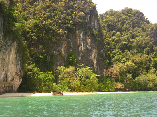 Koh Yao Noi, Tailandia: ballade  cot de  koh yao