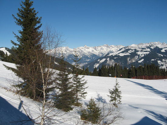 Kaprun, Austria: Great Snow