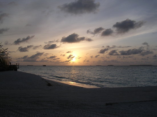 Maldives: SUNSET