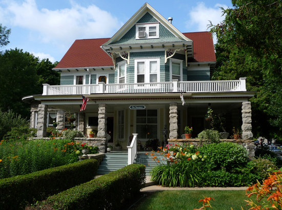 Reynolds House Bed and Breakfast: The Reynolds House Bed & Breakfast